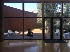 Pièce montée, expositions des étudiants de l'isdaT beaux-arts, Toulouse