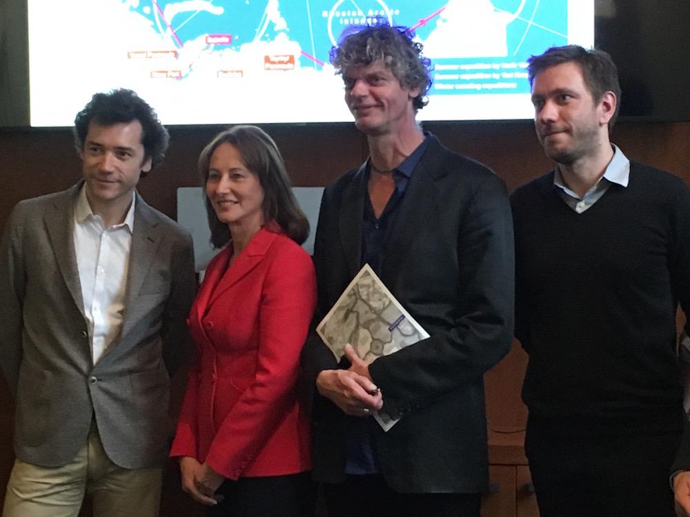 Prix Carmignac-photojounalisme  Arctique-Yuri Kozyrev et Kadir van Lohuizen
