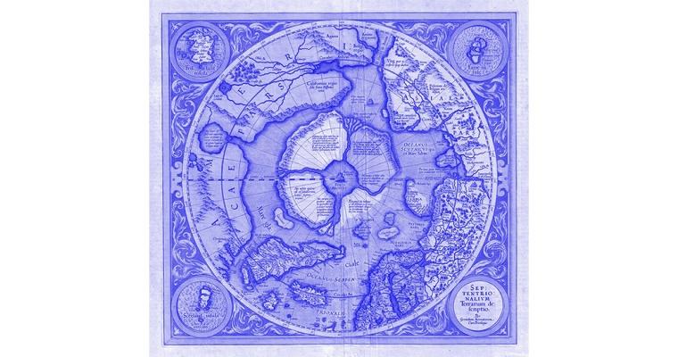 """""""Arctique : Nouvelle frontière"""", Yuri Kozyrev et Kadir van Lohuizen"""