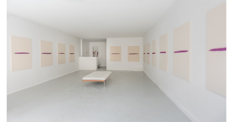 Quentin Derouet, Rose, renonce à ton nom, Galerie Pauline Pavec, Paris