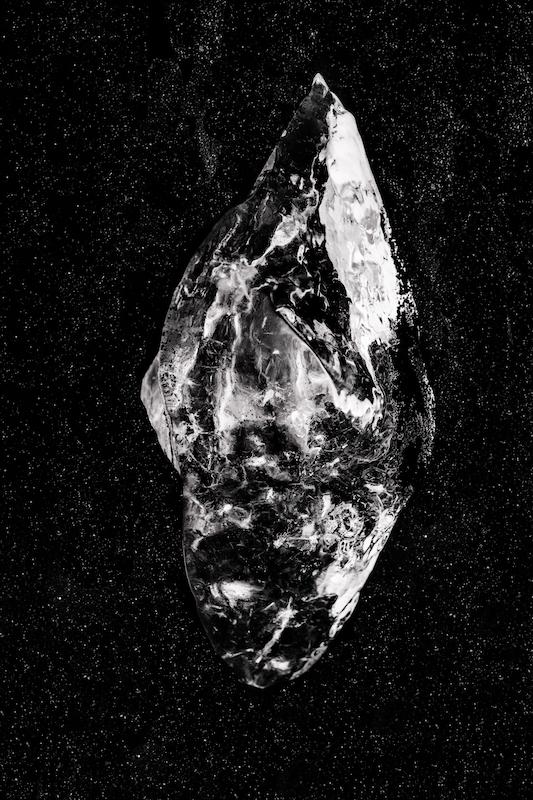 Sandrine Elberg, Meteor, 2017. Photographie jet d'encre sur papier, 30x40cm