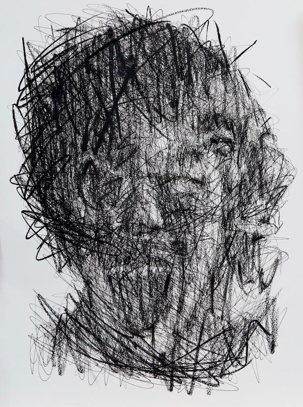 Hom NGUYEN, série Inner cry. Courtesy artiste et A2ZART Gallery.