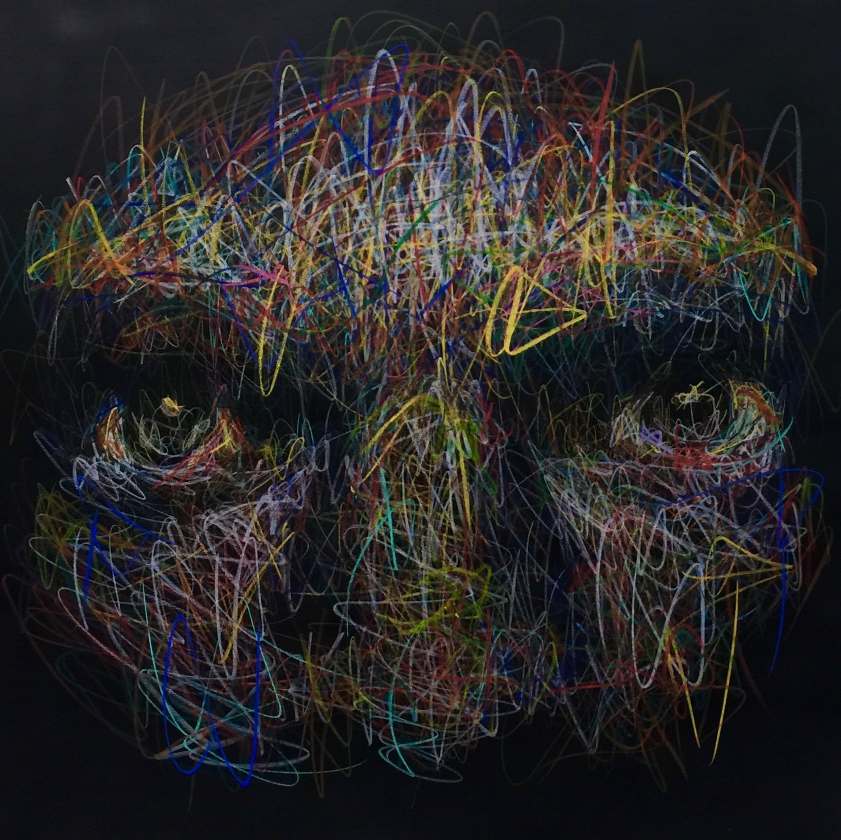 Hom NGUYEN, série Ligne de vie. Courtesy artiste et A2ZART Gallery.