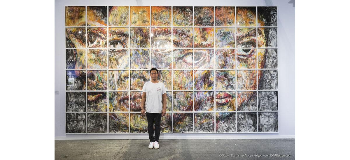 Hom Nguyen: Anh ta giấu mặt