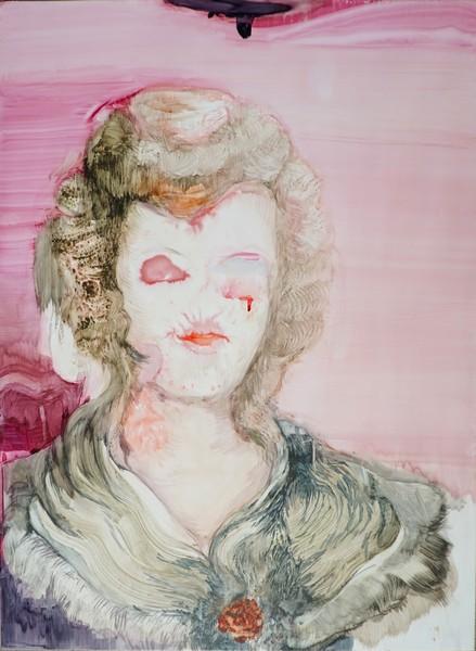 Anya Belyat-Giunta, Chambre Voltaire, Galerie Henri Chartier Lyon