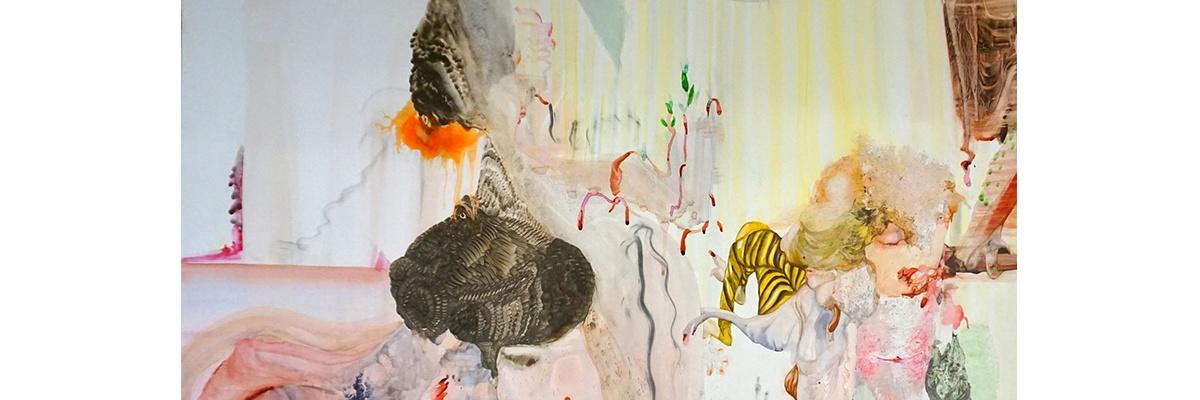 Anya Belyat Giunta, Mon coeur est ICI, Galerie Henri Chartier Lyon