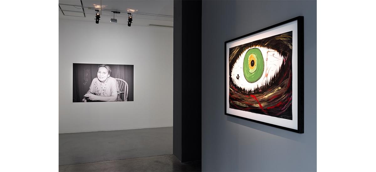 Ceija Stojka, une artiste rom dans le siècle, la maison rouge Paris