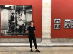 Lenny RÉBÉRÉ Lauréat du Prix de Dessin Contemporain des Beaux-Arts de Paris
