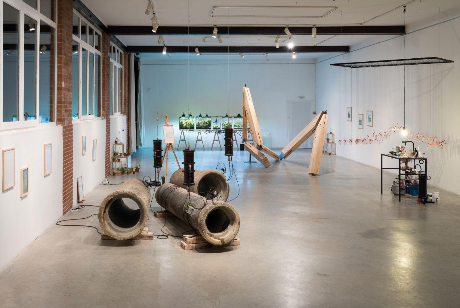 Paul Duncombe, La Fabrique du Paysage, 2017.