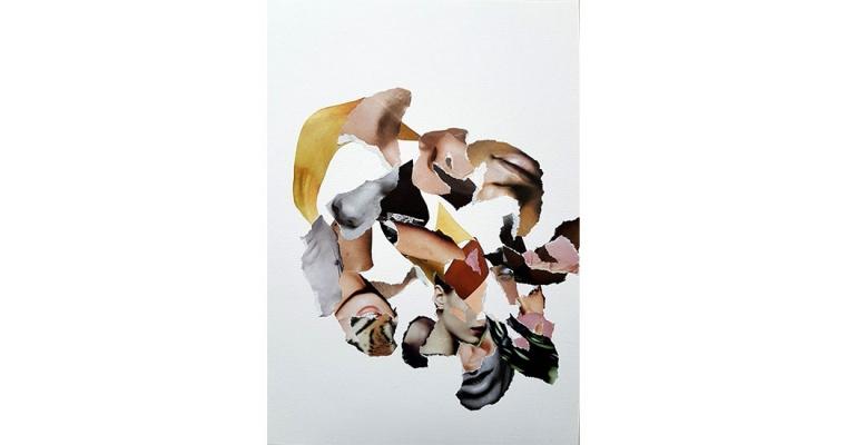 J.O.I.E., de Chloé Julien, Galerie de la Voûte Paris