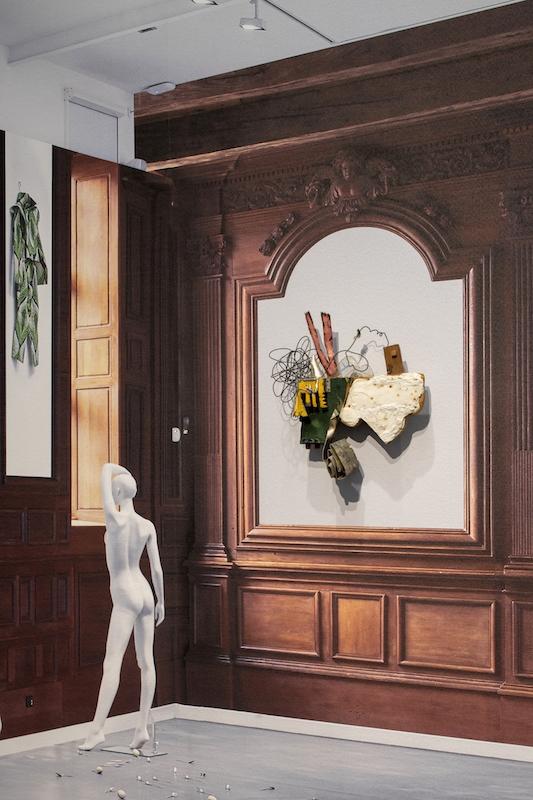 Emmanuelle Lainé – « est-ce que je me contredis ? c'est entendu alors je me contredis. (je suis vaste, je contiens des multitudes) » – FRAC Champagne-Ardenne – Exposition du 1er juin au 16 décembre 2018 -  2018, série photographique ©Emmanuelle Lainé – FRAC Champagne-Ardenne