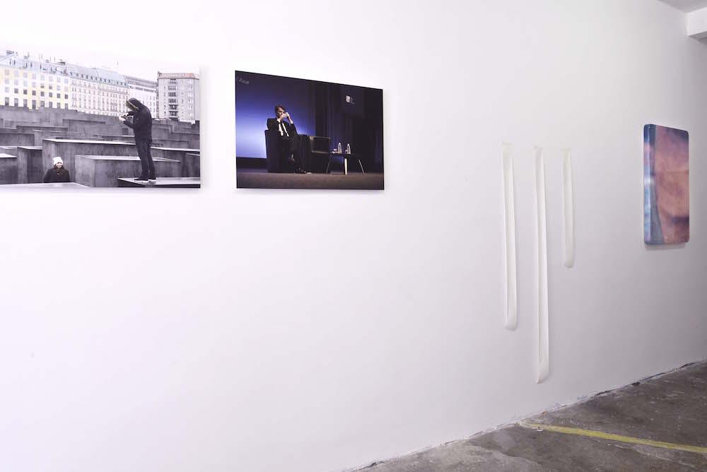 Exposition À force - Atelier Hyph - Crédit photo © Aurélien Meimaris