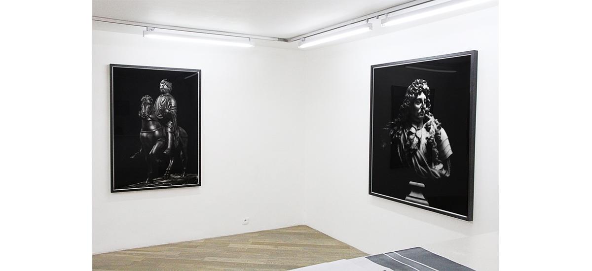 Kepa Garraza, POWER, Sobering Galerie Paris