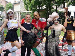 Mehryl Levisse crée le premier tournoi de Travball