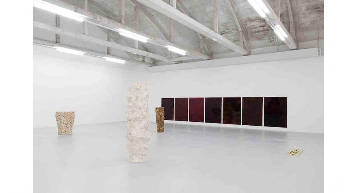 "MORGAN COURTOIS, ""It's All Tied Up in a Rainbow"", Passerelle Centre d'art contemporain, Brest"