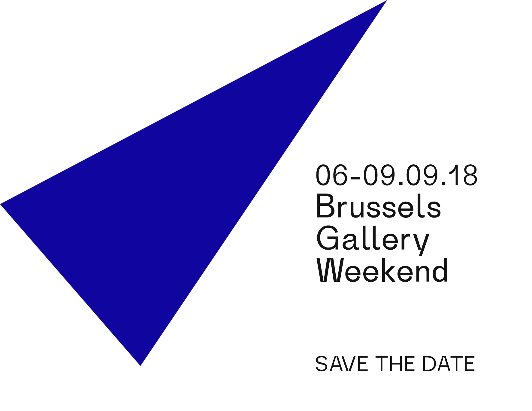 Brussels Gallery Weekend 2018