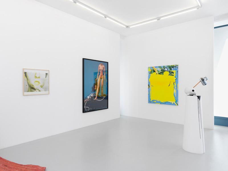Vue d'exposition, «Look West, Young Man!» Galerie Xippas, Genève, Suisse, 2018 © Annik Wetter, Courtesy Galerie Xippas