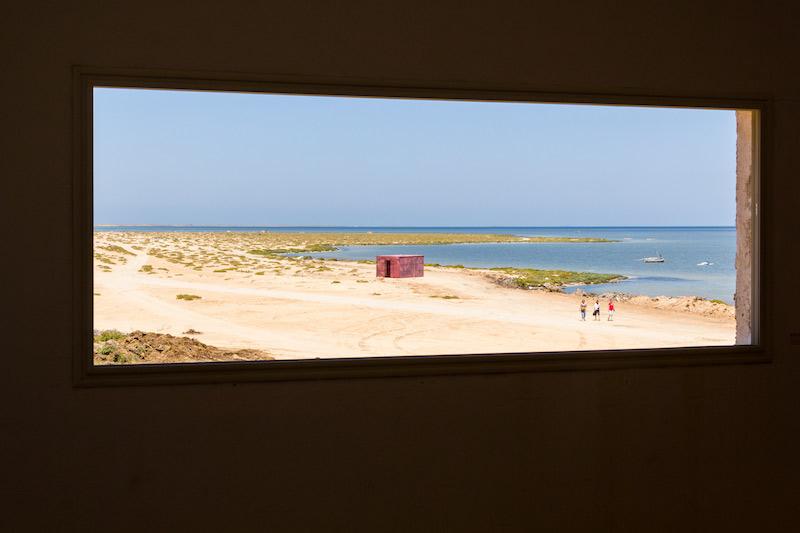Mathieu Merlet Briand, #Red Screen Temple, Kerkennah01 Tunisie