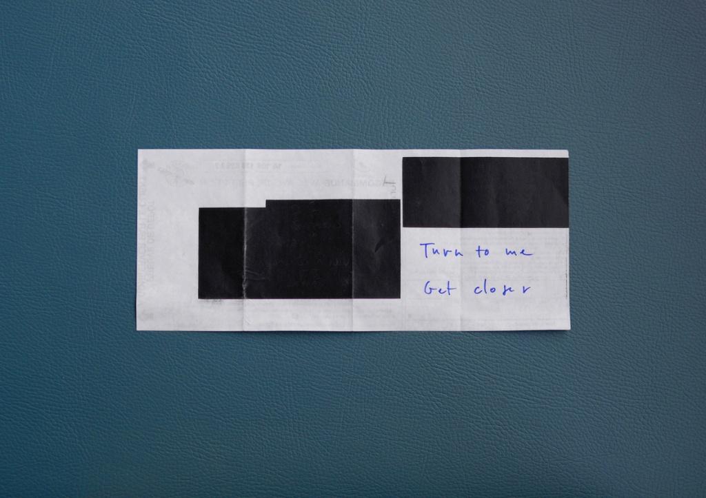 Agnès Geoffray, Pieces à conviction, 2015 Photographie, 24 x 34 cm. Courtesy artiste et galerie Maubert.