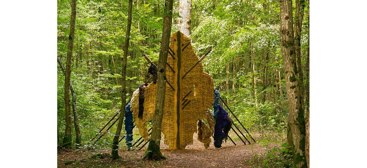 Amandine Arcelli, Rubato, Résidence Vent des Forêts