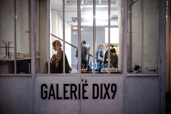 Galerie Dix9, 19 rue des Filles du Calvaire
