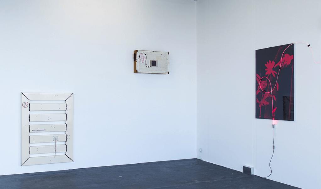 Jonathan Vidal, lauréat2018 du Prix Show Room Art-O-Rama / Résidence Moly-Sabata