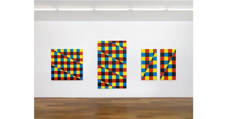Stéphane Dafflon, MAGIC EYE, Galerie Xippas Genève