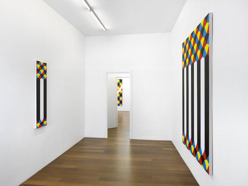 Stéphane Dafflon, MAGIC EYE RUE, Galerie Xippas Genève
