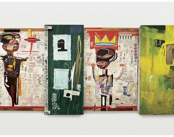 Jean-Michel Basquiat ou le Nègre cool et moderne…