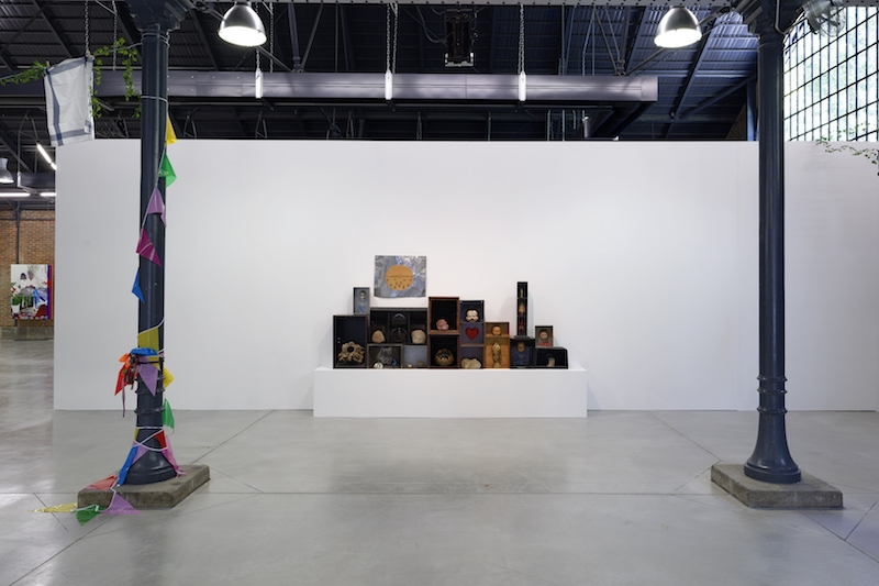 Biennale de Rennes 2018 - Halle de la Courrouze