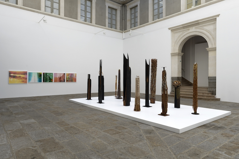 Vue d'exposition, Musée des Beaux Arts. PhotoAurélien Mole