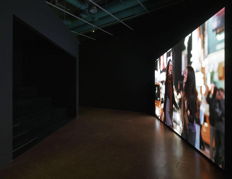 Clément Cogitore © Centre Pompidou, P.Migeat, 2018