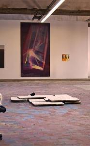 Face contre terre, Galerie Jocelyn Wolff/Le SHED