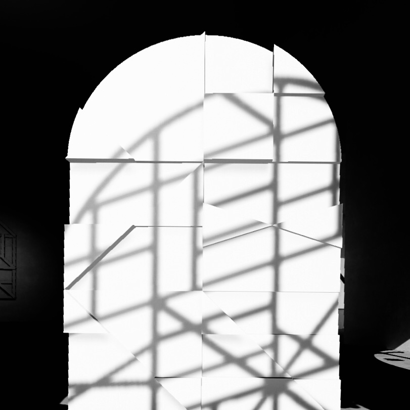 François Mangeol, AMOR FATI, 2018 - 300 x 200 cm - (c) François Mangeol / 4Dcréa