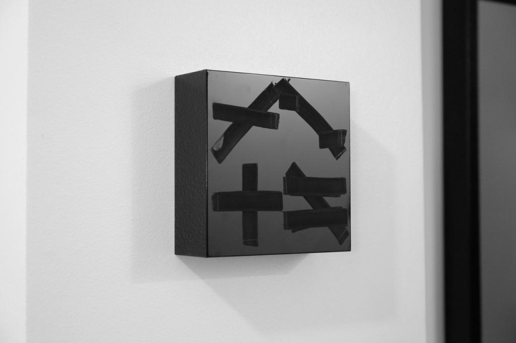 François Mangeol, Liberté, Égalité, Fraternité, 2018 - 50 x 35 cm - (c) François Mangeol
