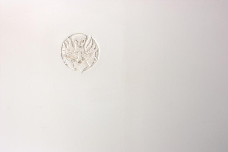 Antoine Nessi, L'Emblème, polystyrène