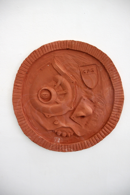 Antoine Nessi, Médaille I, silicone