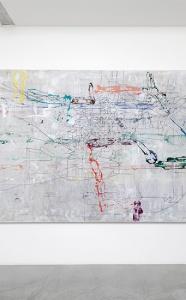 Laurent Ajina, Mind Matter : des lignes pour structurer et redessiner l'espace