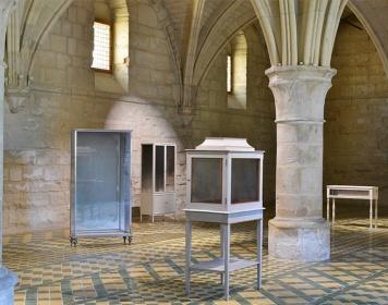 Échos, Patrick Neu à l'Abbaye de Maubuisson