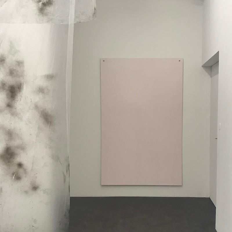 Guillaume Perez,vue exposition PAVILLON, INSA Lyon, 2018