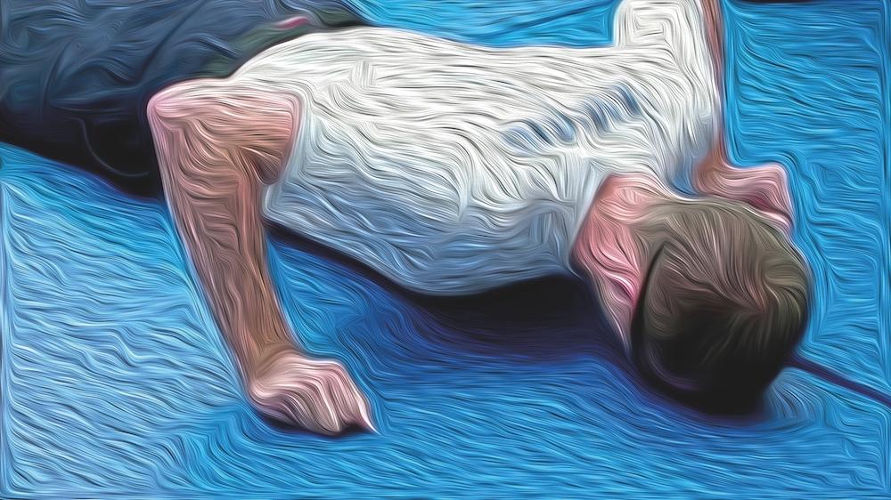Emilie Brout & Maxime Marion, Lightning Ride, 2017, vidéo UHD, 7'40''. Courtesy Galerie 22,48 m², Paris