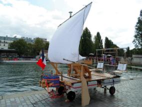 BAPTISTE CÉSAR, LE RÂ D'Ô PARISIS