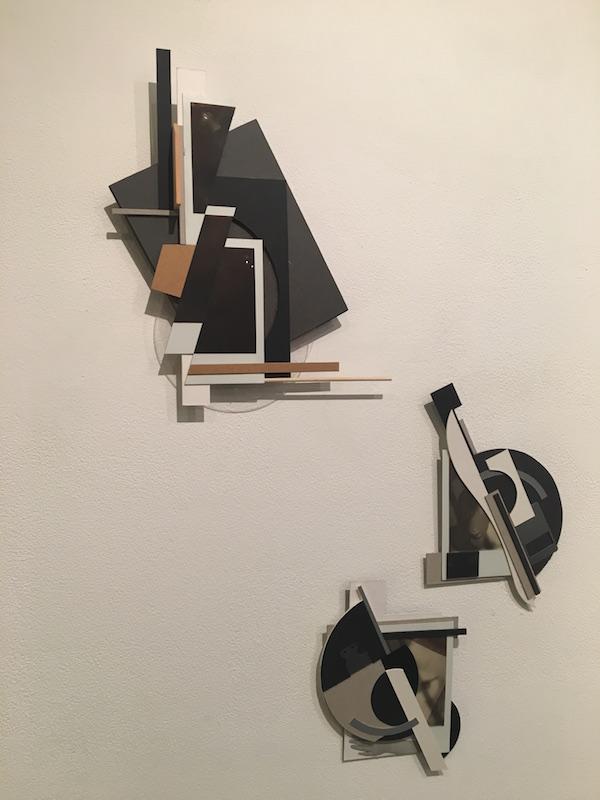 """Rainier Lericolais, Appareil 1, 2 et 3, 2018. Vue d'exposition """"Instantanée"""" du 02 au 17 novembre 2018, Galerie de la Voûte Paris"""