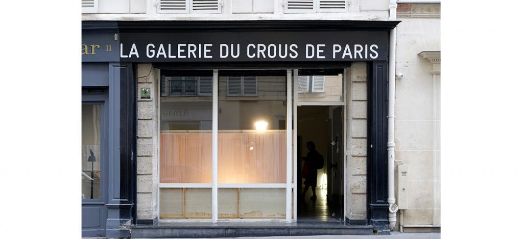 FUSIONS FROIDES, Pauline Lavogez, Galerie du CROUS Paris
