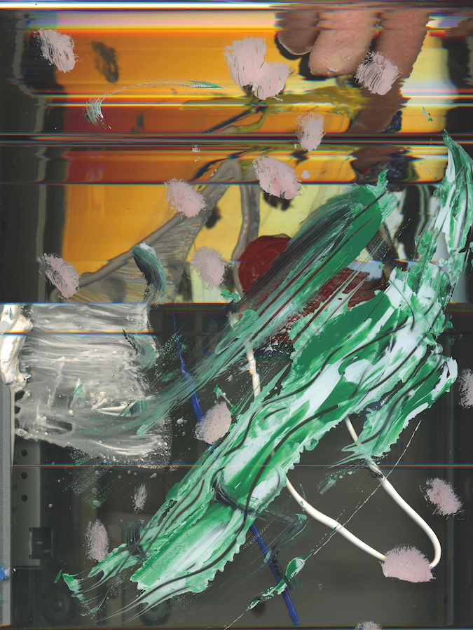 Baptiste Rabichon, Chirales, a, 2014, 2 tirages lambda, 80 x 60 cm chaque, ed1+AP Courtesy artiste