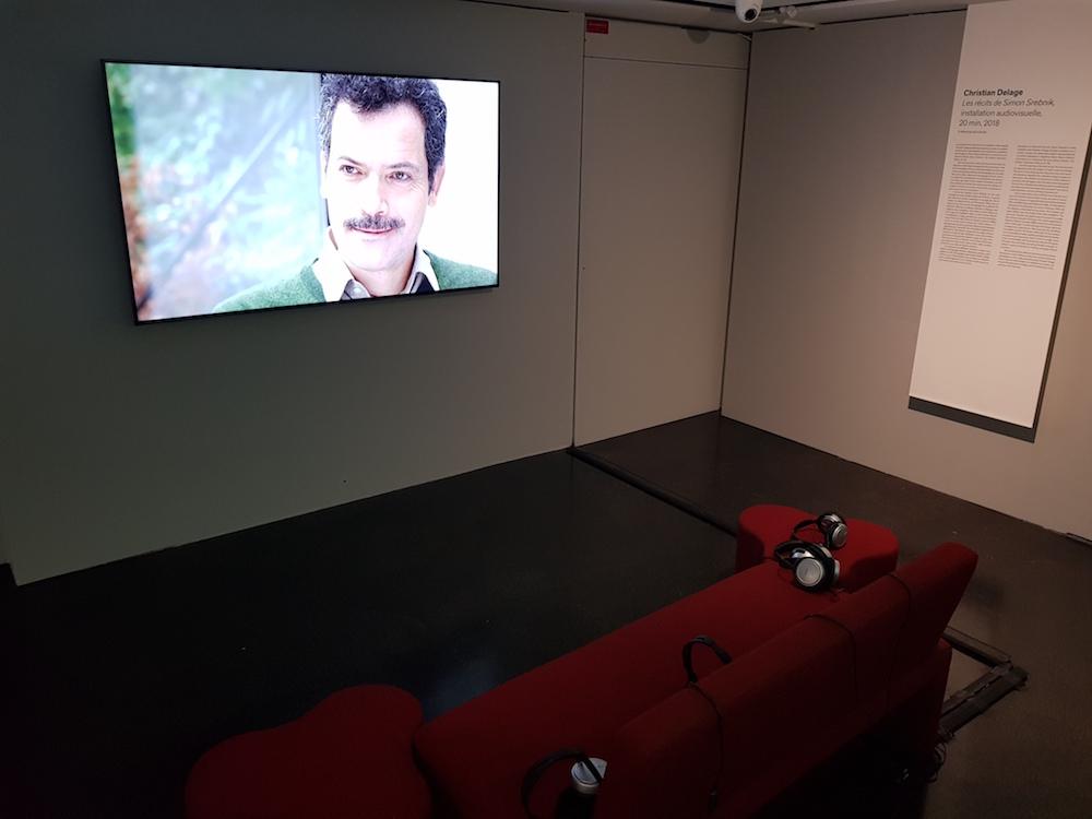 Les récits de Simon Srebnik de Christian Delage (Film, 2018)