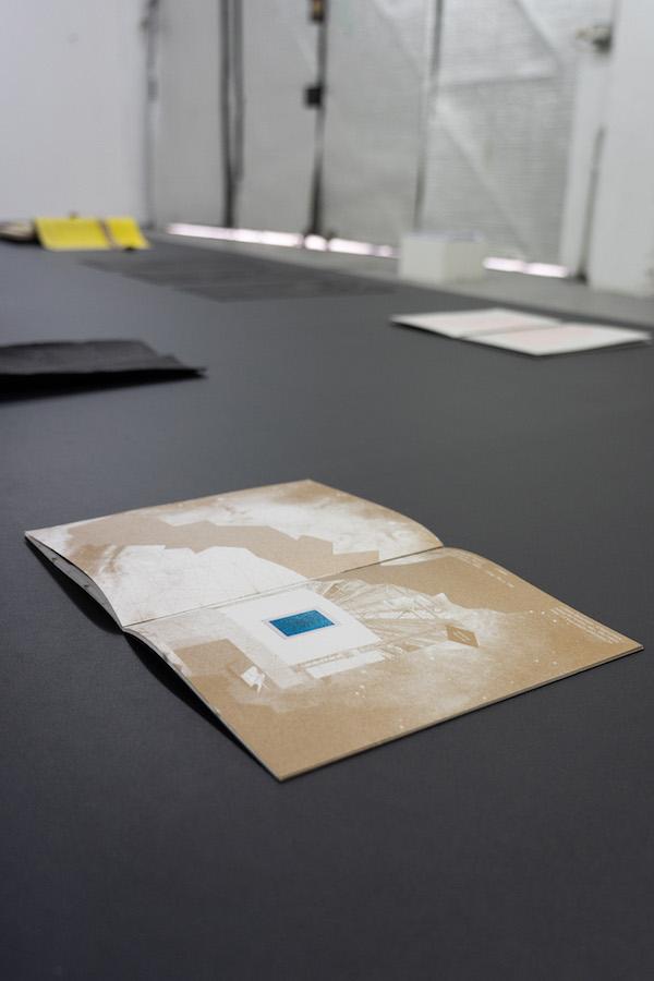 vue du projet PROJET I.IV.IX, atelier W Pantin 2019