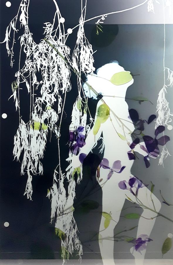 Baptiste Rabichon, 17ème- e, 2017. Epreuves chromogènes unique,195 x 127 cm©Baptiste Rabichon, courtesy Galerie Paris-Beijing