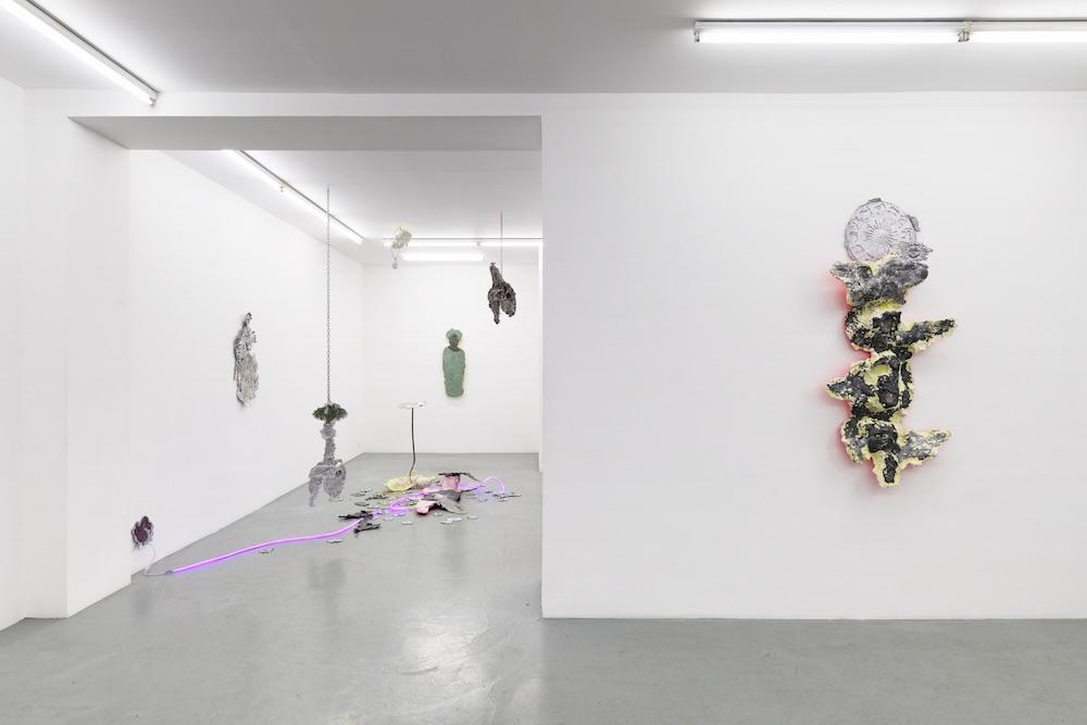 Jean-Baptiste Janisset - A ma vie - Vue d'exposition - © Aurélien Molle - Courtesy Galerie Alain Gutharc