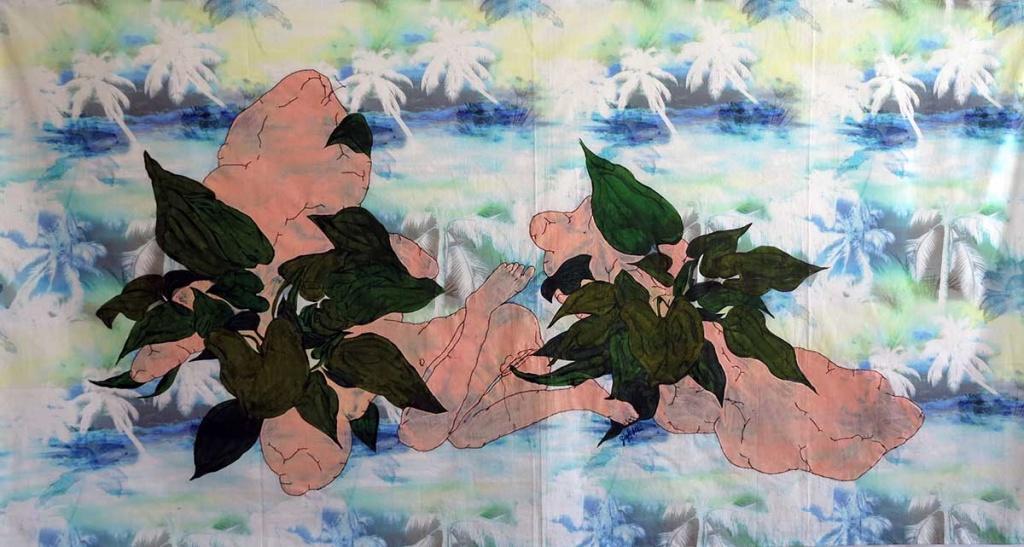 Gözde İlkin, Overheard, 2018. Galerie Paris-Beijing